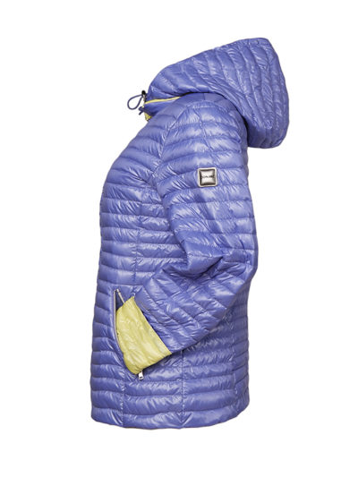 plumifero mujer donjaz azul