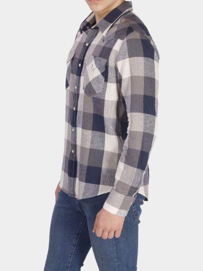 Camisa LEVIS Barstow Western Mallard-3