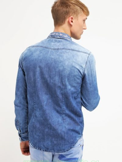Camisa vaquera Pepe Jeans LUKE Desgastada