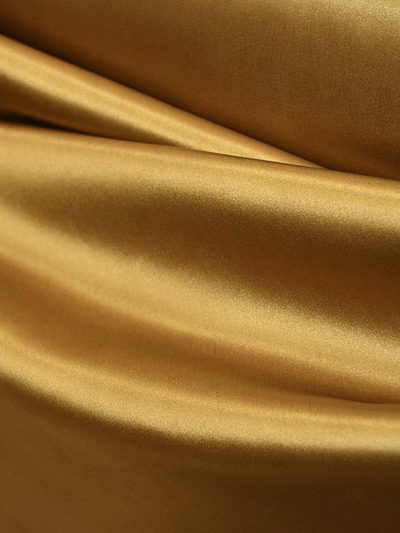 tela raso dorada
