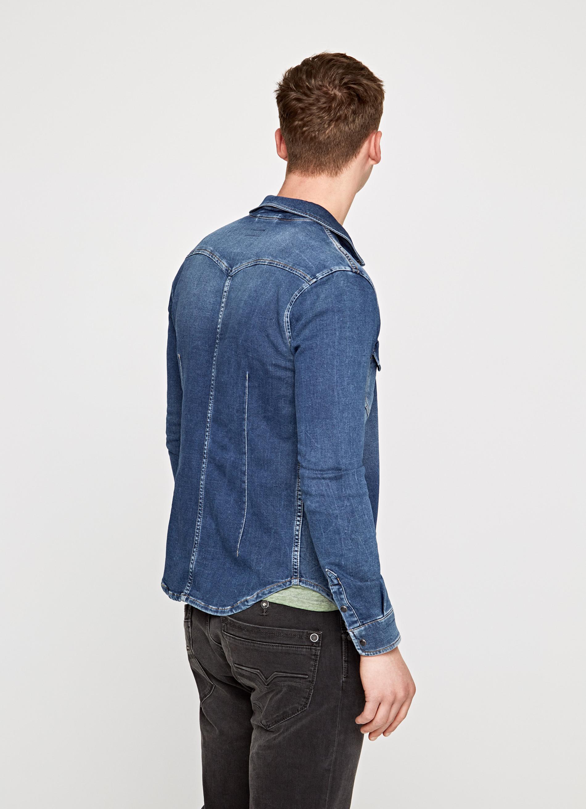 Chaqueta vaquera pepe jeans