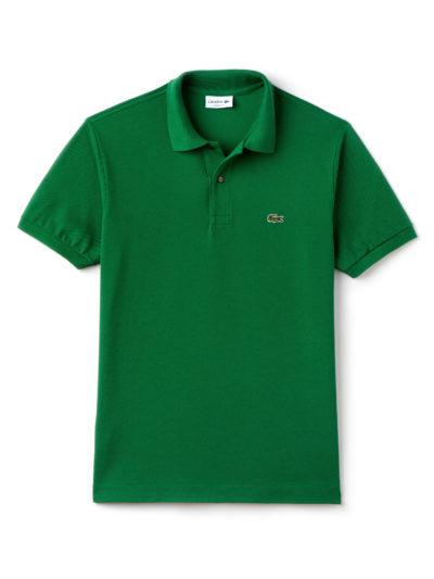 Polo Lacoste l1212 verde FOG
